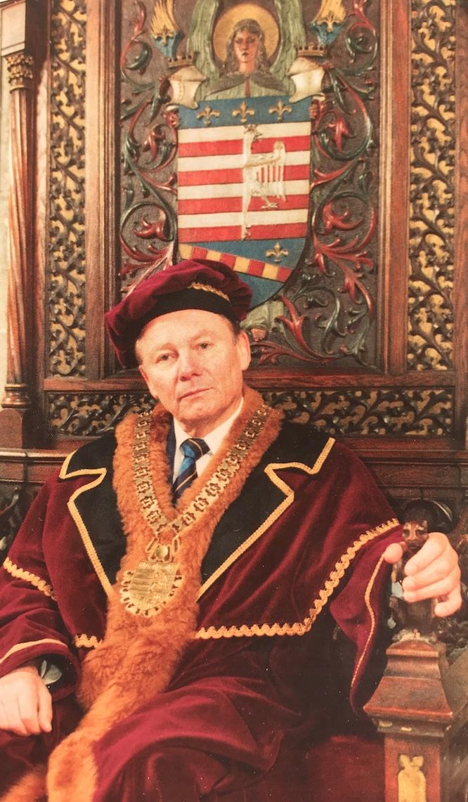 Obr.: Rudolf Schuster, primátor mesta Košice